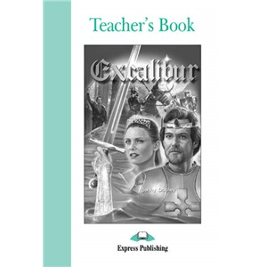 excalibur teacher's book - книга для учителя