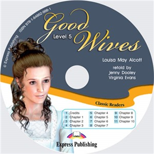 Good Wives Audio CD. Аудио CD