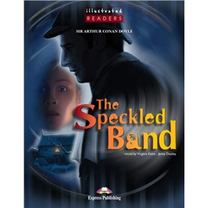 speckled band illustrated