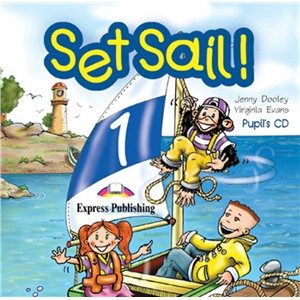 Set Sail 1. Pupil's Audio CD. Beginner. Аудио CD для работы дома