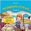 the shepherd boy & the wolf multi-rom