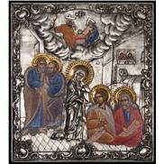 Икона Божьей Матери Заступница