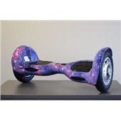 Гироскутер Smart Balance SEV 10 дюймов APP+Balance фиолетовый звездное небо