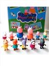 Счастливая семья свинки Пеппы