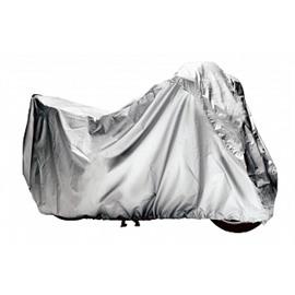 Чехол для мототехники SCOOTER-M разм. S (188x102x115 см) серебристый
