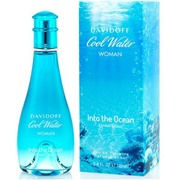 Davidoff Туалетная вода Cool Water Into the Ocean 100 ml (ж)