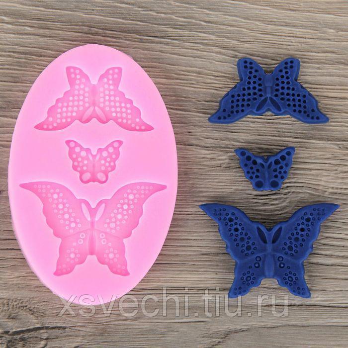 """Молд 11х7 см """"Бабочки"""""""