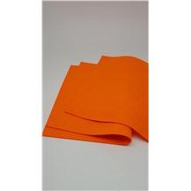 Фетр Skroll 20х30, жесткий, толщина 1мм цвет №021 (orange)