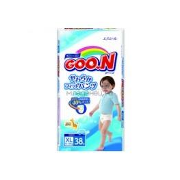 GOON Трусики-Подгузники  для мальчиков 12-20кг (38шт) XL