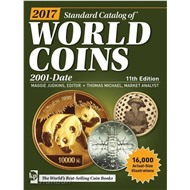 2017 КАТАЛОГИ Standard Catalog of World Coins (монеты) КРАУЗЕ KRAUSE PDF DVD