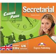 Secretarial (Audio CDs) - Диски для работы (Set of 2)