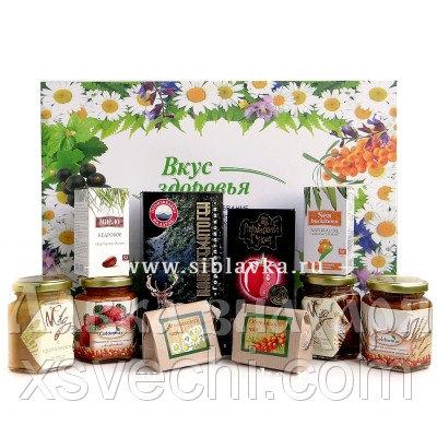 Набор «Вкус здоровья» подарочный