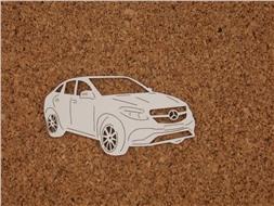 Чипборд Mercedes-Benz GLE 63 AMG