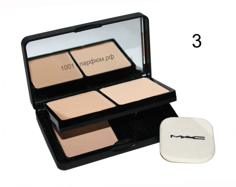 All in one makeup compact