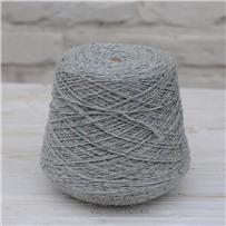 Пряжа Alpaca Tweed Серебряная мята, 115м/50г., Knoll Yarns