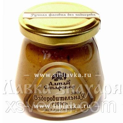 Медовая композиция «Оздоровительная смесь» с имбирем, шиповником, инжиром