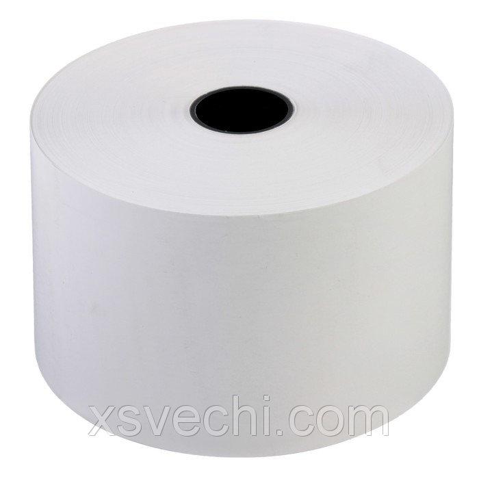 Чековая лента термо 80х26х120 (для банкоматов)  d ролика=120мм