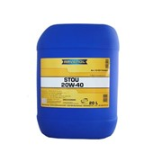Моторное масло RAVENOL STOU SAE 20W-40 (20л)