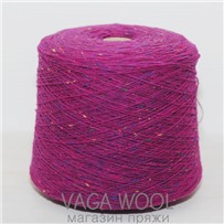 Пряжа Твид Soft Donegal Фуксия 5566, 190м в 50 г. Knoll Yarns, Fuschia