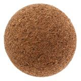 Мяч для футбола P-AE-08/D 36 мм (пробковый, коричневый), интернет-магазин товаров для бильярда Play-billiard.ru