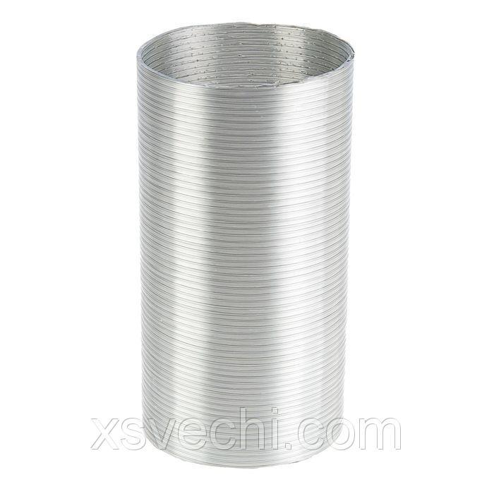 Канал алюминиевый, гофрированный, d=150 мм, 3 м
