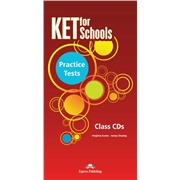 ket for schools practice tests  class cds (set 5)