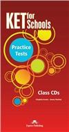 ket for schools practice tests  class cds (set 5)