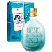 Diesel Туалетная вода Fuel For Life Summer Edition pour Homme 75 ml (м)