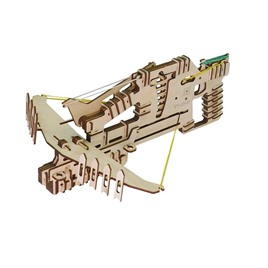 Паркматика Конструктор Арбалет средний (8 зарядов) Паркматика из дерева