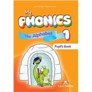 My phonics 1. The Alphabet Student's Book. Учебник