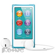 Плеер MP3 Apple iPod nano 16Gb Blue (MD477QB/A)