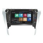 Штатное головное устройство MyDean 3131-1 для Toyota Camry JBL  2011-2014