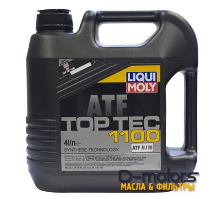 LIQUI MOLY TOP TEC ATF 1100 (4л.)