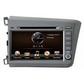 Штатное головное устройство Intro CHR-3612CV для Honda Civic (4D) с 2012 года