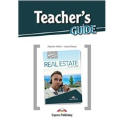 Career Paths: Real Estate. Книга для учителя