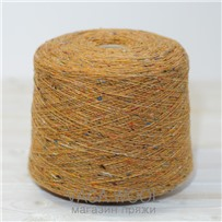 Пряжа Твид Soft Donegal Пыльца  5571, 190м в 50 г. Knoll Yarns, Hickory
