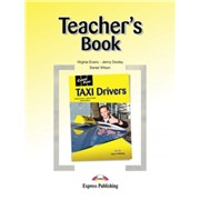 TAXI drivers (Teacher's Book) - Книга для учителя
