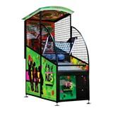 """Интерактивный автомат баскетбол """"Kids Basketball"""" 210 x 160 x 80 cm, (жетоноприемник), интернет-магазин товаров для бильярда Play-billiard.ru"""