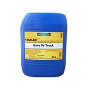 """Моторное масло """"RAVENOL"""" EURO IV Truck SAE 10W-40, (20л)"""