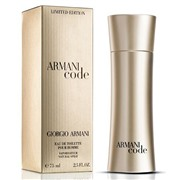 Giorgio Armani Туалетная вода Armani Code pour homme Limited Edition 100 ml (м)