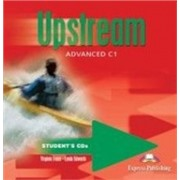 Upstream Advanced C1. Student's Audio CDs. (set of 2). Аудио CD для работы дома