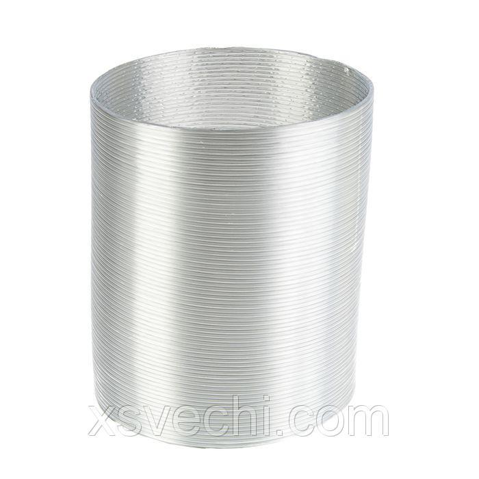 Канал алюминиевый, гофрированный, d=250 мм, 3 м