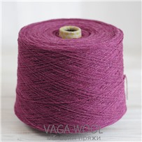 Пряжа Pastorale, 06 Гвоздика лесная, 175м/50г, шерсть ягнёнка, Vaga Wool