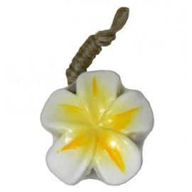 Натуральное мыло с экстрактом Плюмерии (Франжипани)