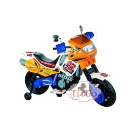 Детский мотоцикл TjaGo двухколесный 707YQ 12V