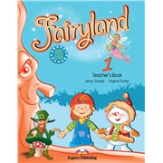fairyland 1 teacher's book - книга для учителя (with posters)