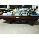 """Стол / карамболь """"Hollywood"""" 9.3 ф (кофе) + плита, интернет-магазин товаров для бильярда Play-billiard.ru"""