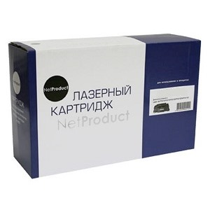 Картридж для Panasonic KX-MB1900/2000/2020/2030/2051/2061 (NetProduct) KX-FAT411A, 2К