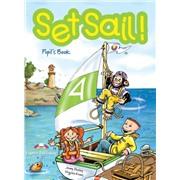 set sail 4 student's book - учебник