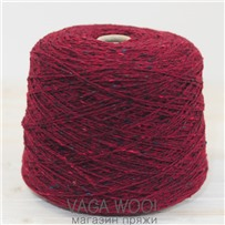Пряжа Твид Soft Donegal Шиповник 5224, 95м в 50 г. Knoll Yarns, Abbert